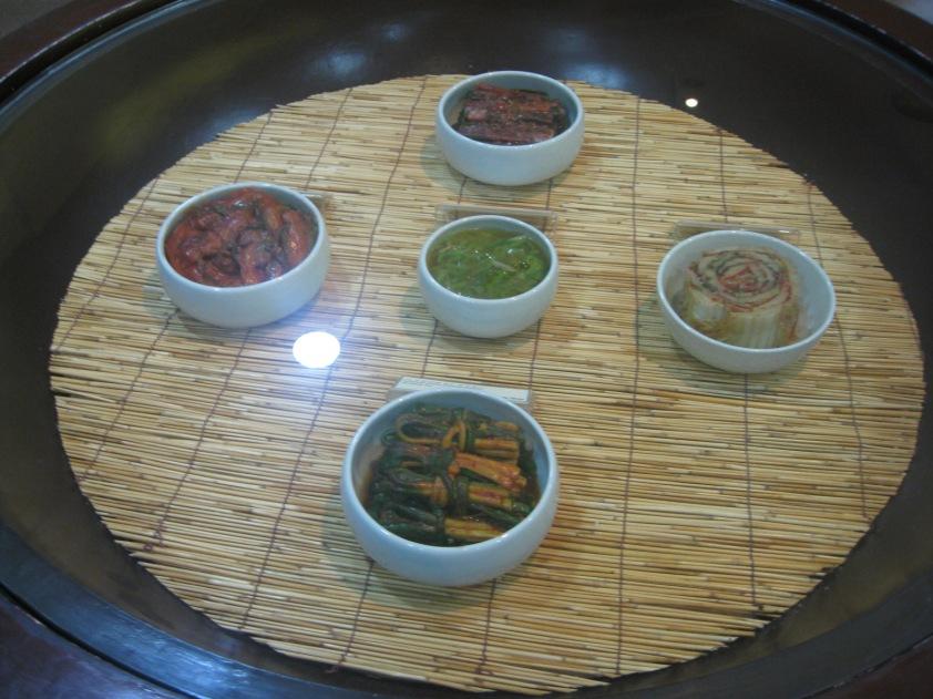 Kimchi Museum in COEX Mall