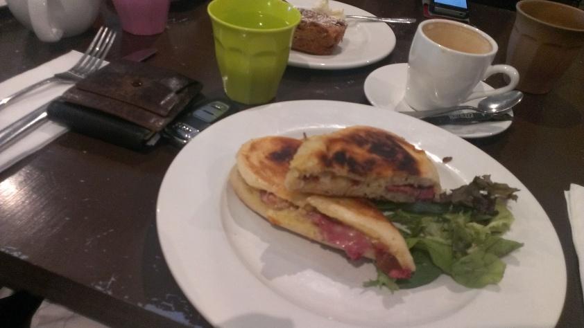 Yummy yummy toasty :D