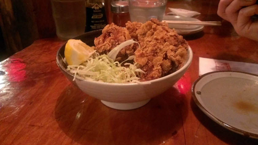 Ken's Yakitori - Ken's Karage (with cornflakes!)